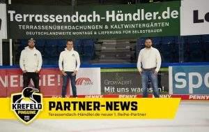 Terrassendach-Händler neuer 1. Reihe-Partner