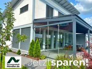 Terrassendach-Händler Kaltwintergarten